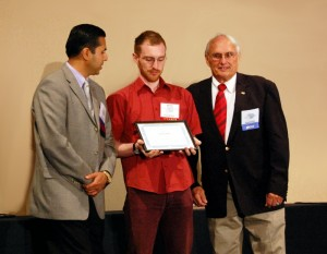 Raj Khosla, Georg Ruß, Dwayne Westfall, at ICPA 2010, Denver, Colorado